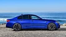 2018 BMW M5: İlk Sürüş