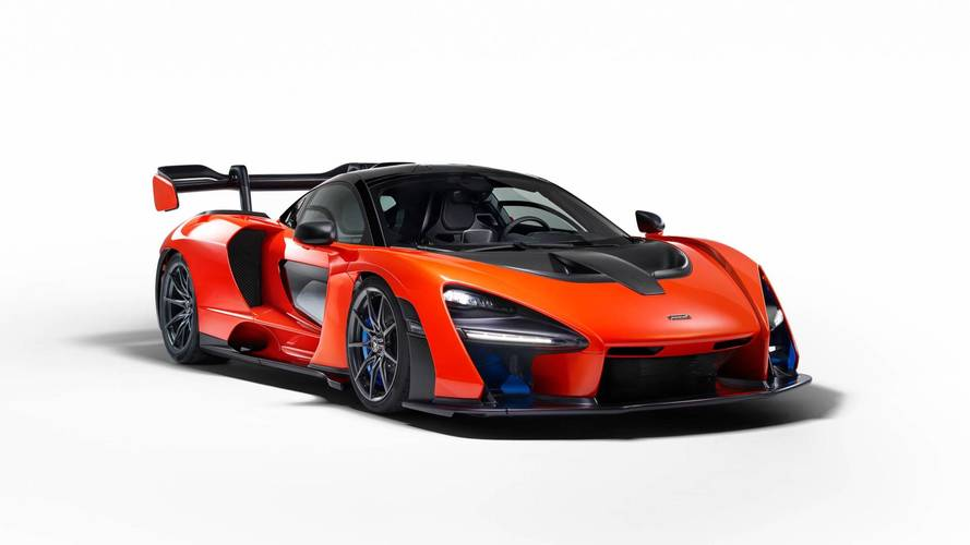 McLaren explains reasons behind Senna name choice
