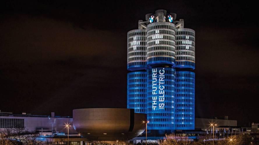 BMW cumple su promesa de vender 100.000 vehículos electrificados