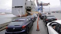 Volkswagen Polo - Exportação