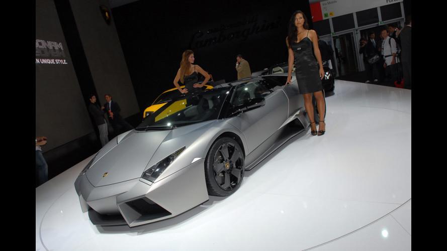 Lamborghini Reventón Roadster: sarà a Francoforte