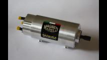 Magneti Marelli, nuovo KERS con Flybrid