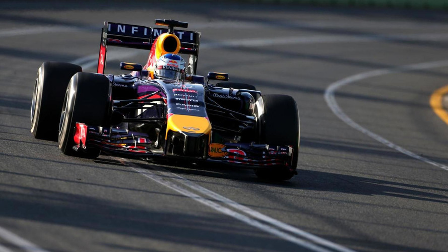 Melbourne pace 'was a surprise' - Vettel