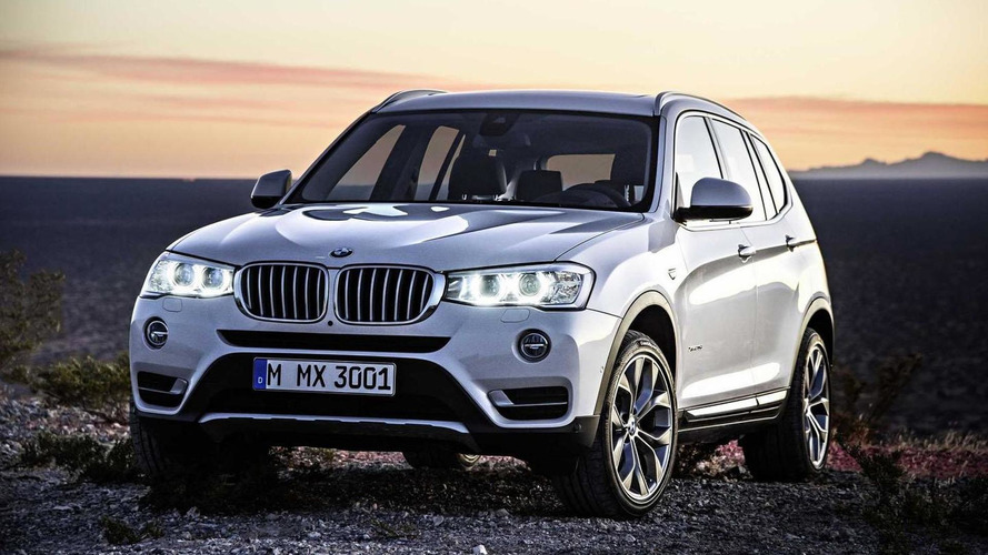 2017 BMW X3 to have M40i & X3 M variants - report