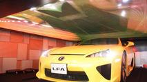 Lexus LFA Roadster 2015 Media Ambition Tokyo
