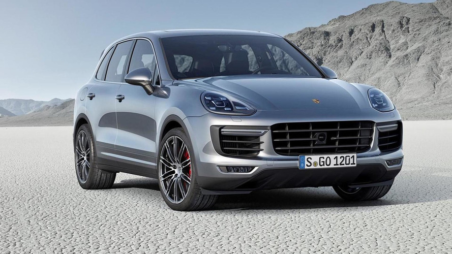 Porsche & VW recalling 800k+ Cayenne & Touareg models