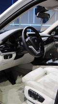 BMW X5 xDrive40e at Auto Shanghai 2015