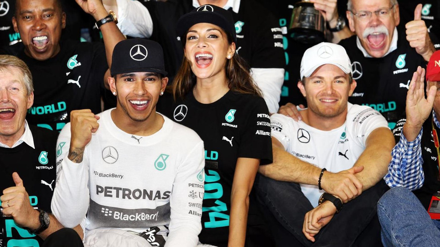 Rosberg gracious in title defeat