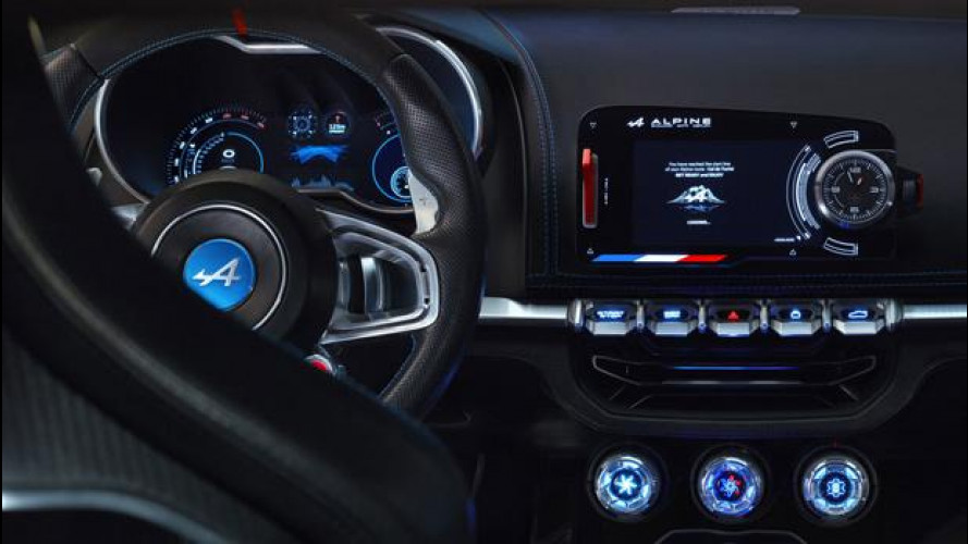 Motori AMG per la Alpine?