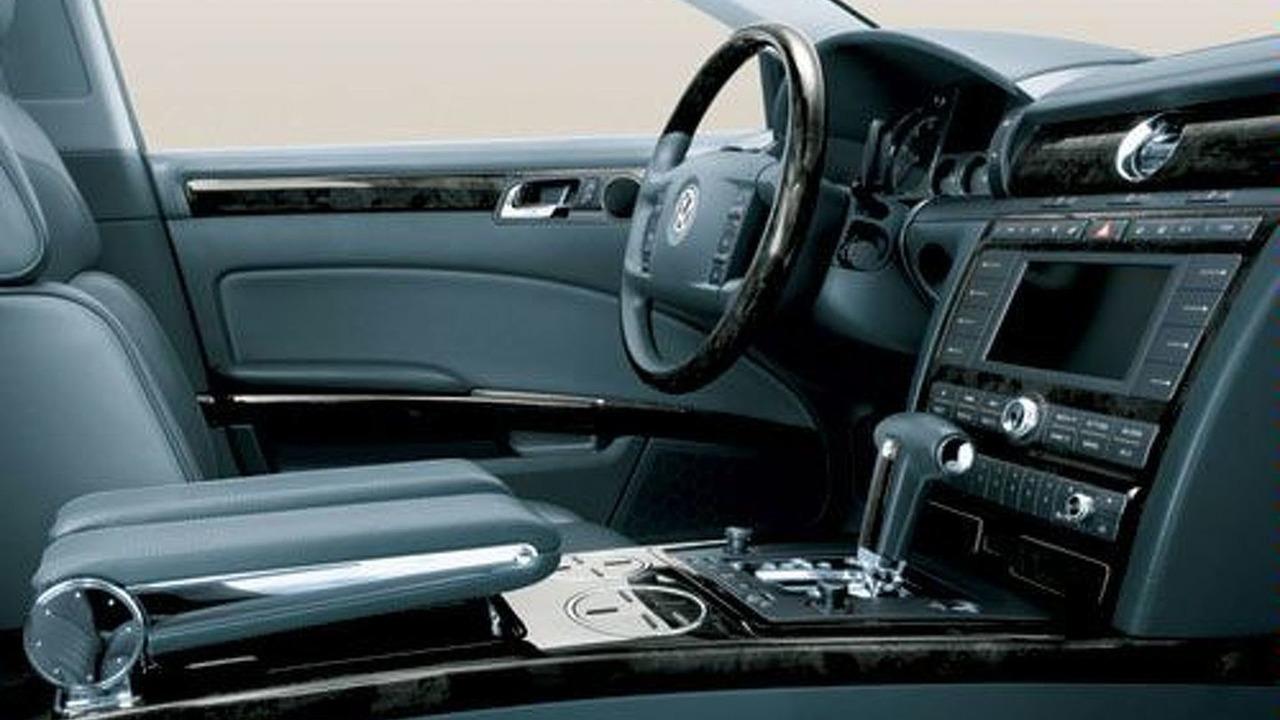 VW Phaeton Individual