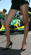 A1GP South Africa Grid Girls; copyright A1GP.com
