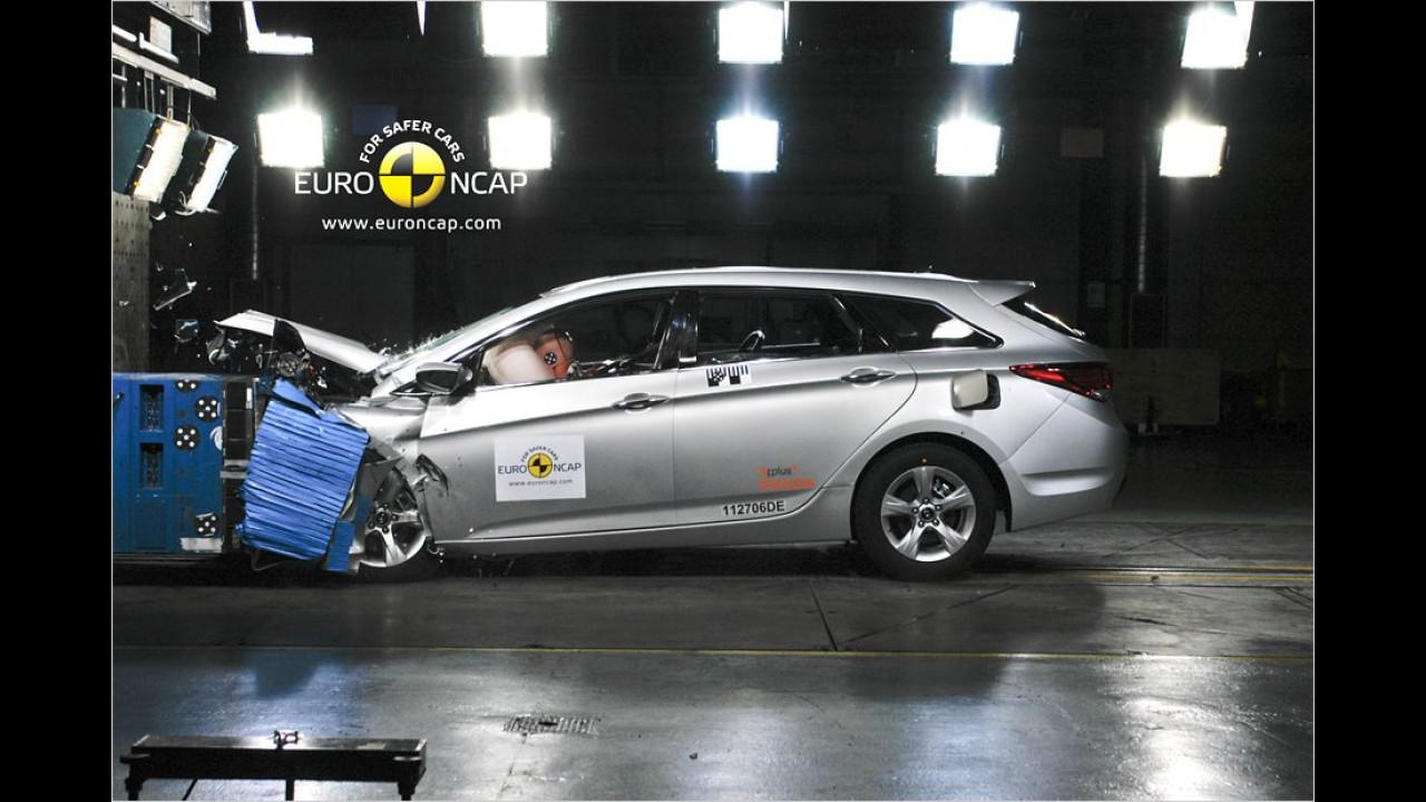 Hyundai i40 1.7 Diesel GLS, fünf Sterne