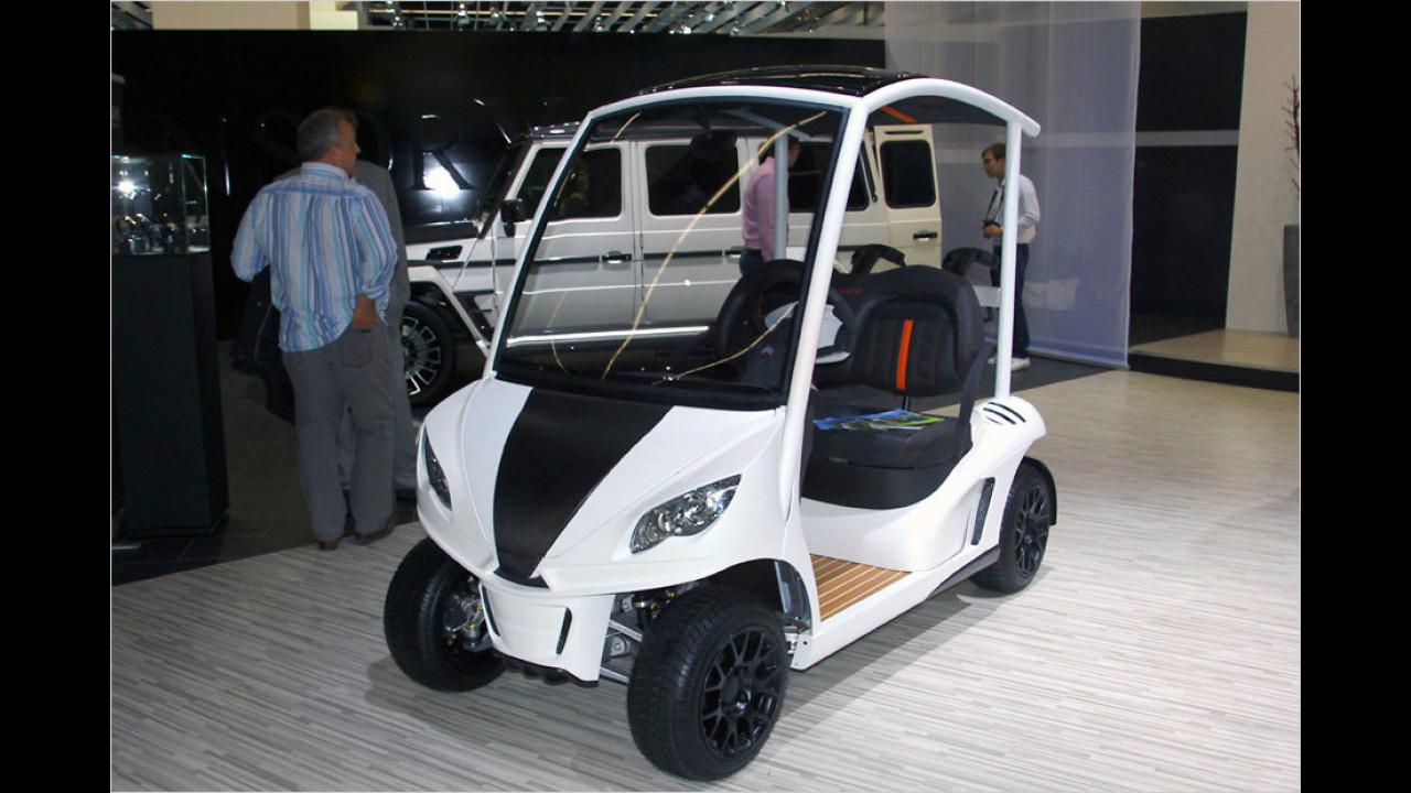Garia/Mansory Golf Cart