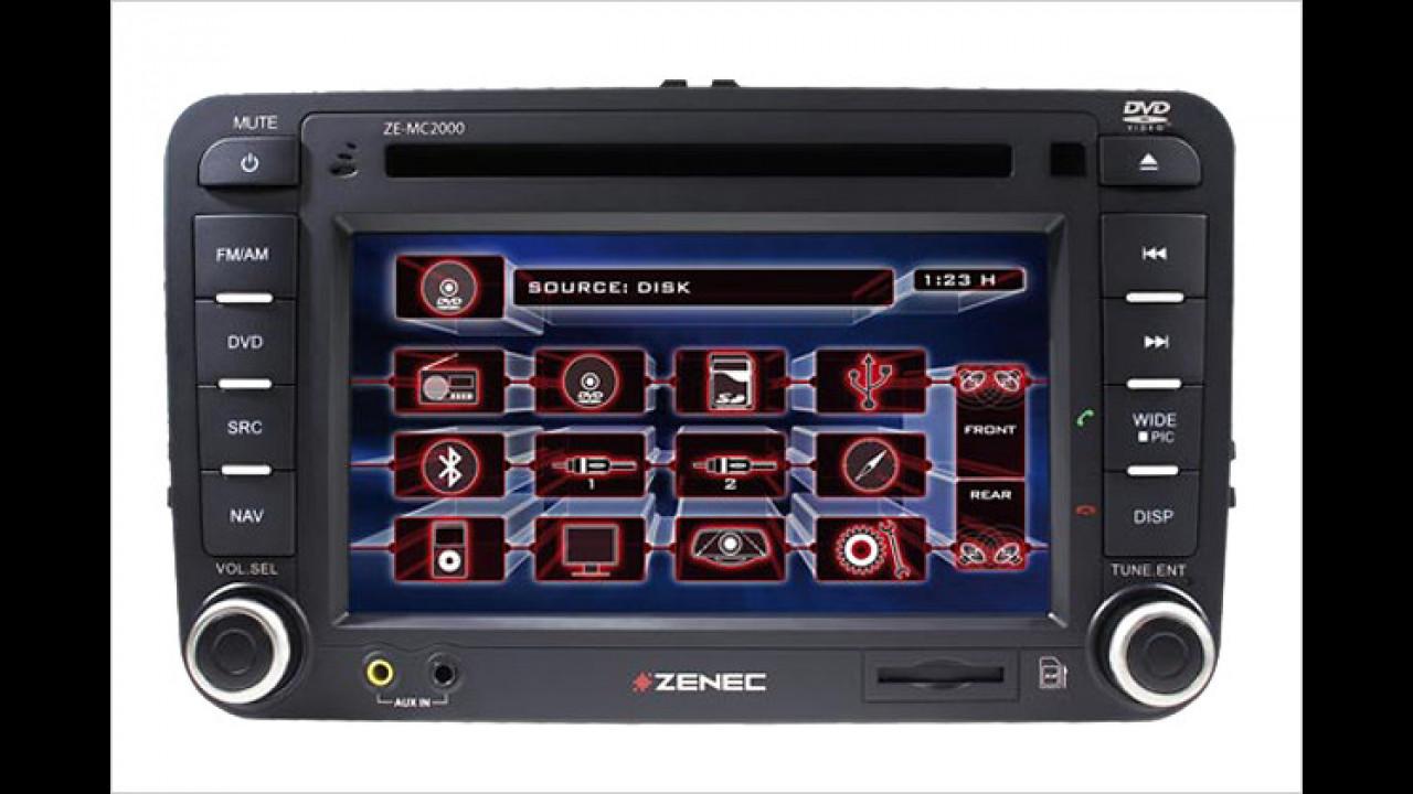 Zenec ZE-MC2000