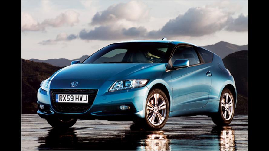 Honda CR-Z: So viel kostet das Hybrid-Coupé