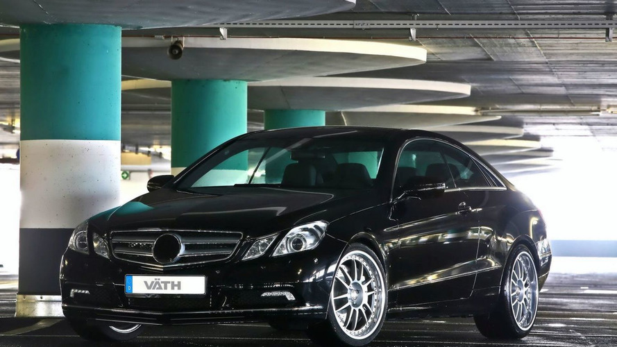 VÄTH E 500 Coupe V50S Tuning Program