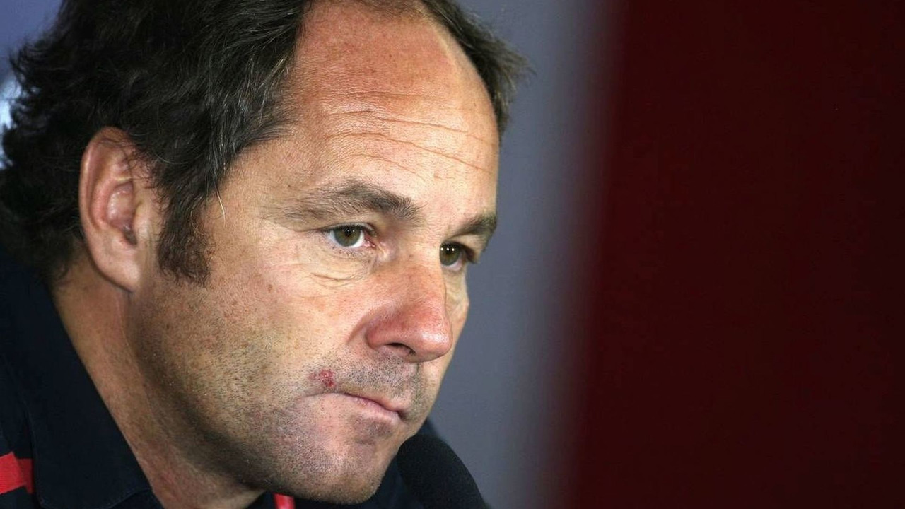 Gerhard Berger (AUT), Scuderia Toro Rosso, Chinese Grand Prix, Friday Press Conference, 17.10.2008 Shanghai, China
