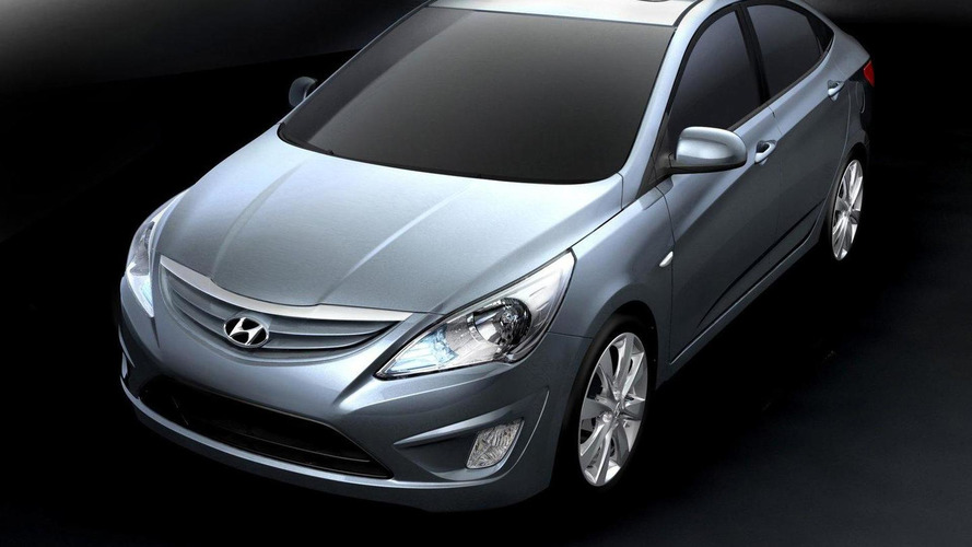 2011 Hyundai Verna / Accent revealed in Beijing