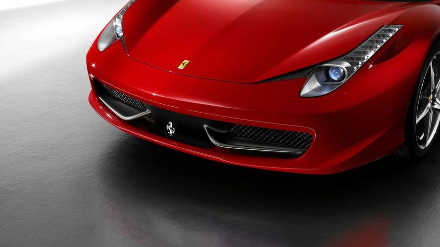 Ferrari 458 Italia In Motion [Video]