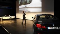 Design presentation Adrian van Hooydonk, Senior Vice President BMW Group Design, BMW Design Night on July 21st 2010, 26.07.2010