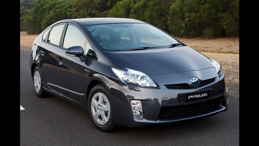 Toyota atrasa novo Prius para ajustar plataforma e melhorar consumo