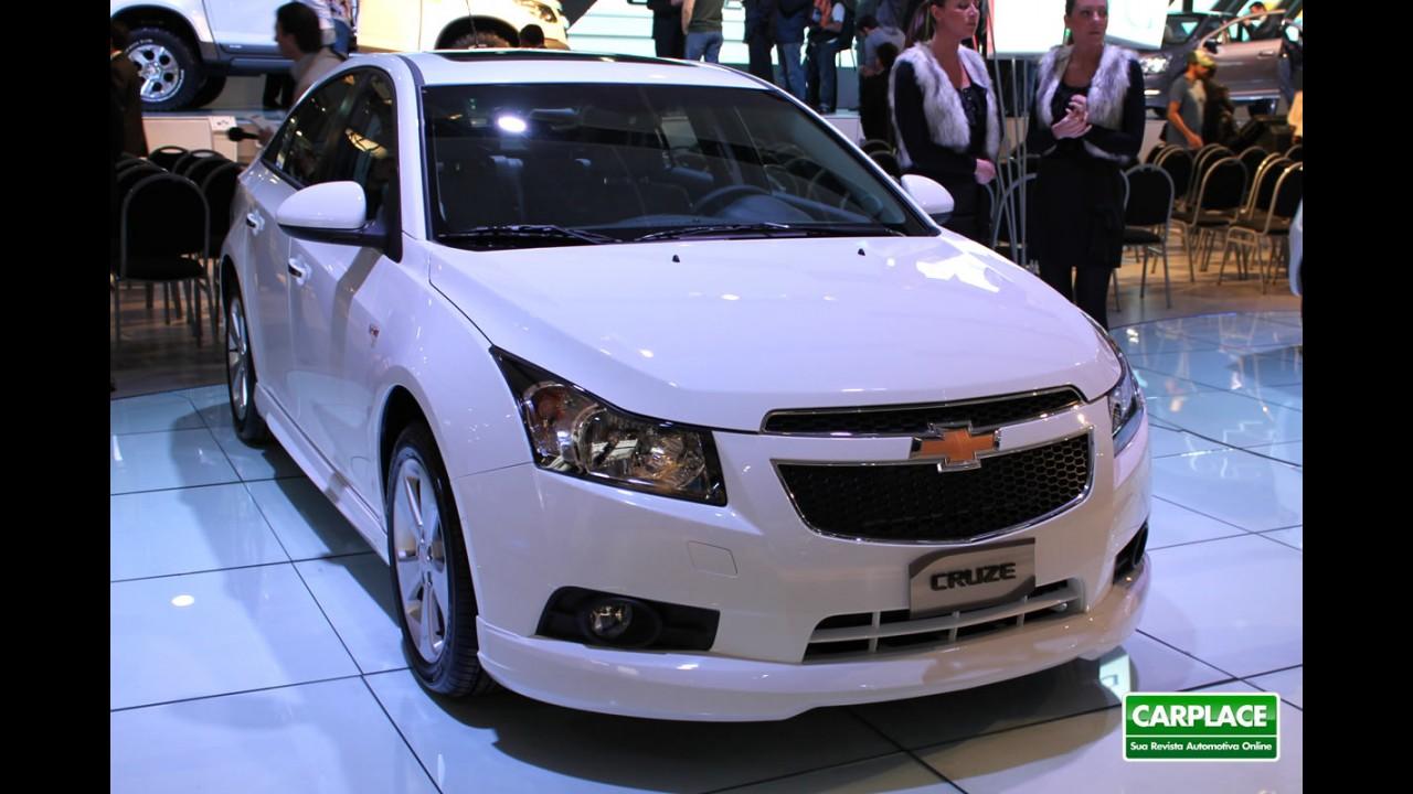 China, junho: VW lidera entre marcas e modelos; Cruze e Jetta se destacam