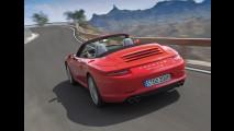 Porsche revela primeiros detalhes do Novo 911 Carrera Cabriolet