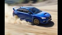 Novo Subaru WRX STI 2015 teve as primeiras fotos oficiais vazadas