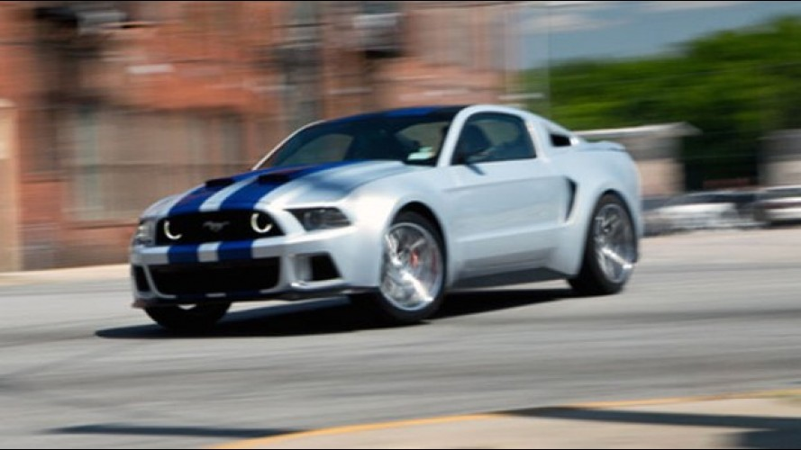 Ford prepara um Mustang Shelby GT500 para o filme