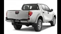 Mitsubishi L200 Triton ganha versão HLS com motor 2.4 Flex e preço de R$ 79.990
