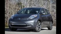 Nissan Leaf 2013 será apresentado em Detroit - Modelo vai ser produzido também nos EUA