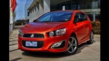 Sonic australiano vai ganhar versão RS de 140 cv em novembro
