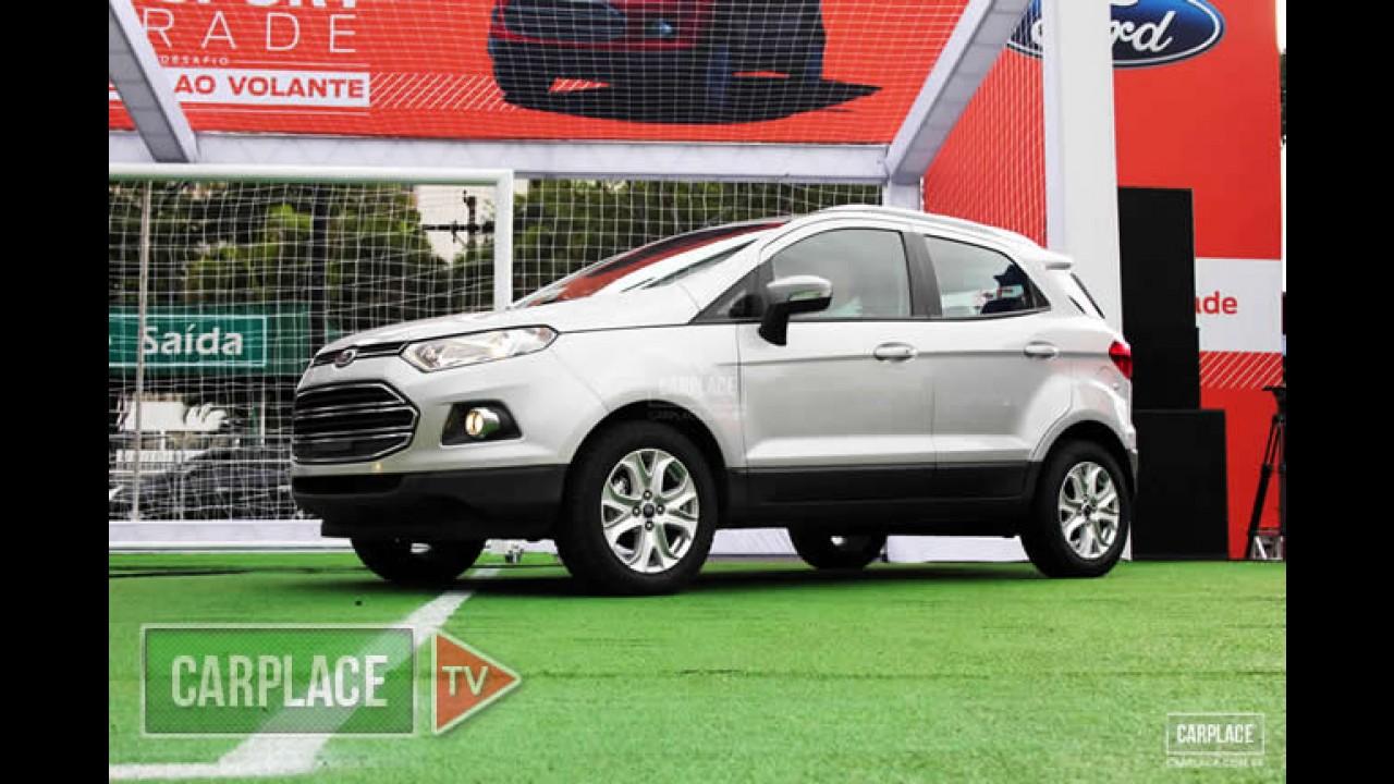 CARPLACE TV Especial: Novo Ford EcoSport 2013 em detalhes