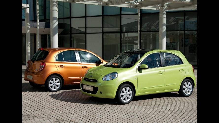 Nissan investe US$ 600 milhões no México