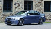 G-POWER BMW M3 CSL E46 with 550 hp V10