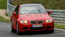 New BMW M3 CSL E92 spy photo