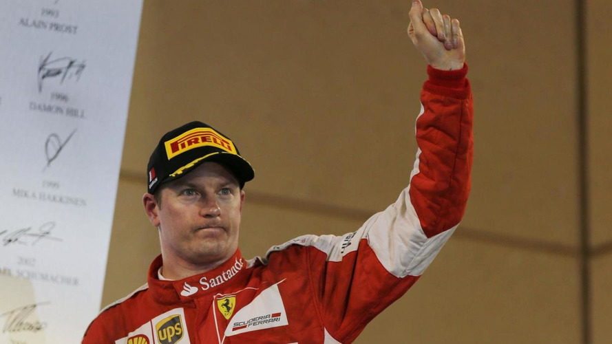 Ferrari still not ready to sign Raikkonen extension