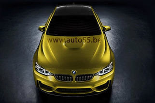 Is This the New BMW M4? [UPDATE] It Is