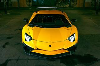 Novitec Somehow Made the Lamborghini Aventador SV Meaner, More Powerful