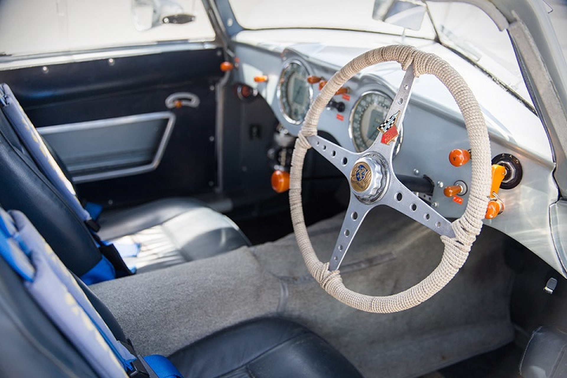 Storied 1946 Cisitalia 202 CMM Going up for Auction at Pebble Beach
