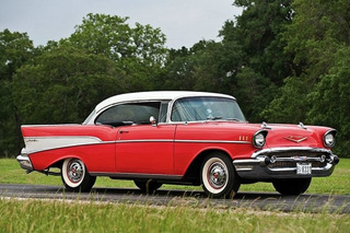 The 1957 Chevrolet Bel Air That Epitomizes the Fifties