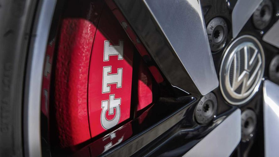 2017 Volkswagen Golf GTI Performance