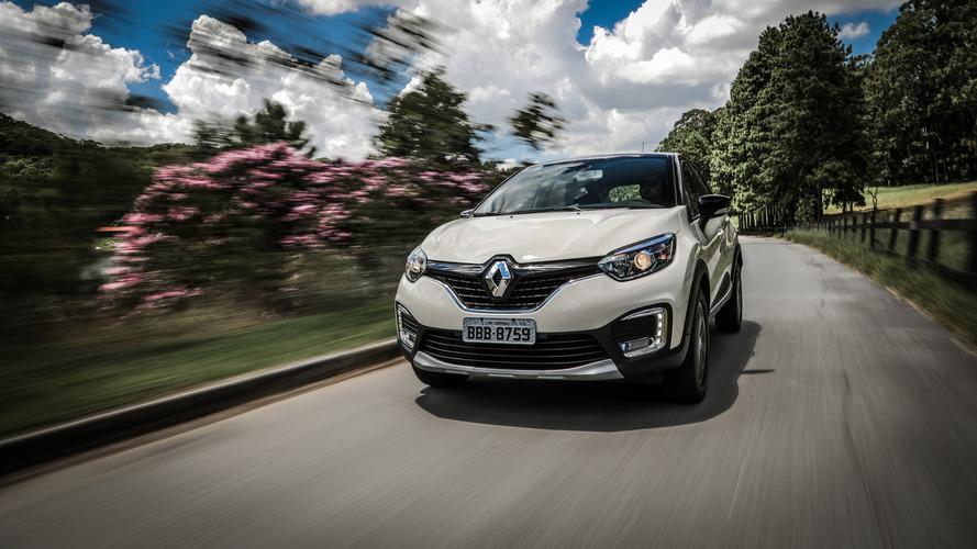 Renault Captur 2.0 - Teste instrumentado, comparativo com o Kicks e vídeo