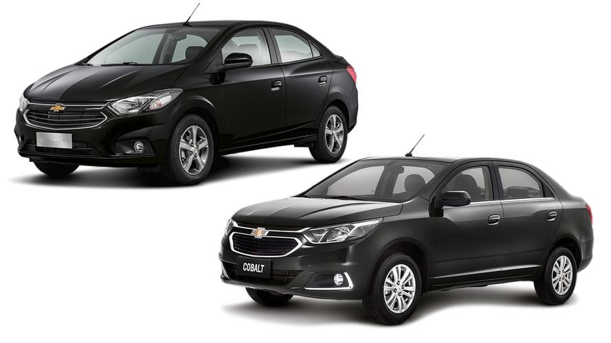 Briga em casa - Chevrolet Prisma LTZ AT x Cobalt LTZ AT