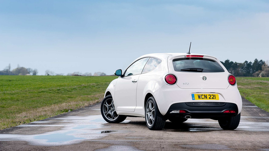 2017 Alfa Romeo Mito Review