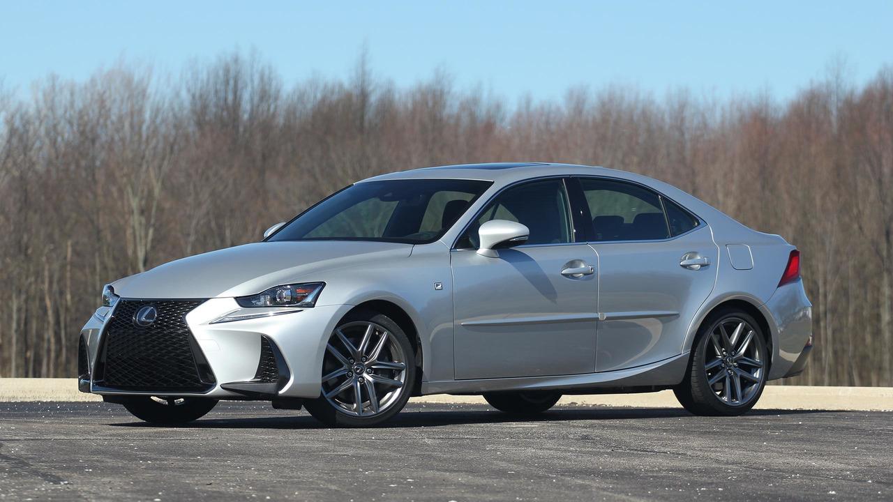 2017 Lexus IS200t Review