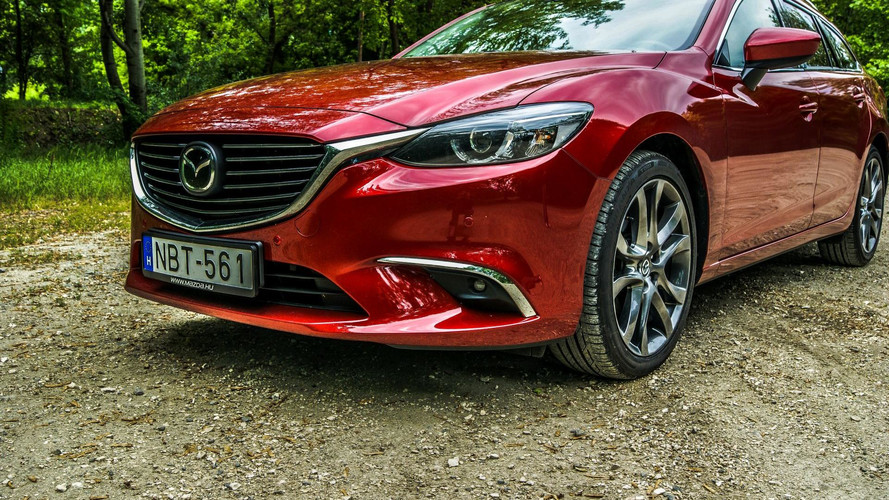 Csillagok háborúja: Mazda6 G192 Sportkombi Vs. Mazda6 G165 Sedan