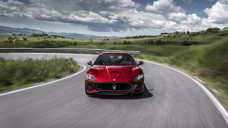 Maserati - Une nouvelle GranTurismo en 2020