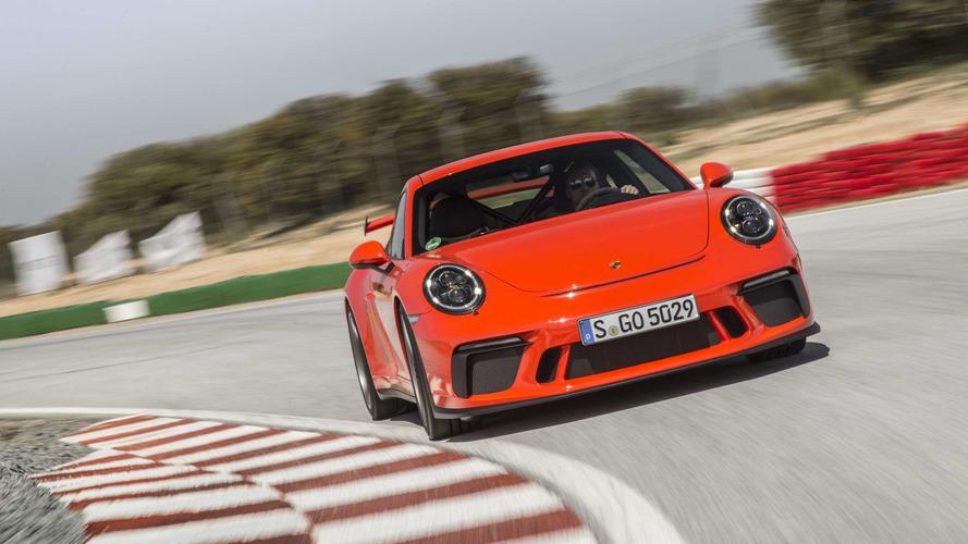 Porsche 911 GT3 PDK 2017: primera prueba