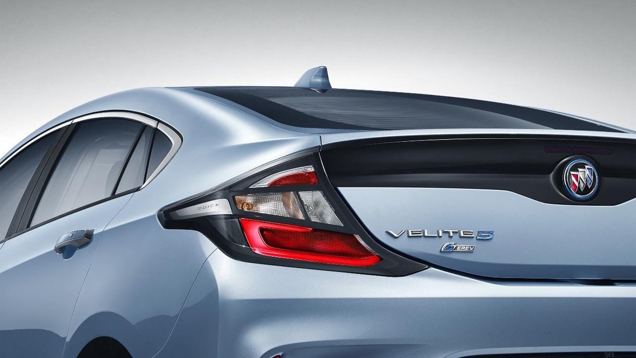 Buick Velite 5 teaser